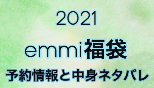 エミ福袋2021年の予約日や中身情報を公開
