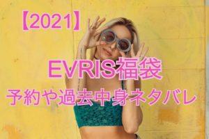 エヴリス福袋2021の予約や過去の中身ネタバレ情報