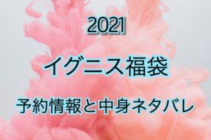 【2021年】イグニス福袋の予約日や過去の中身ネタバレを公開